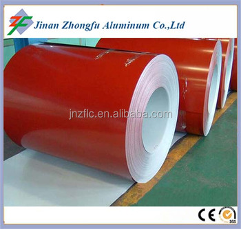 color coated aluminum coil 3003