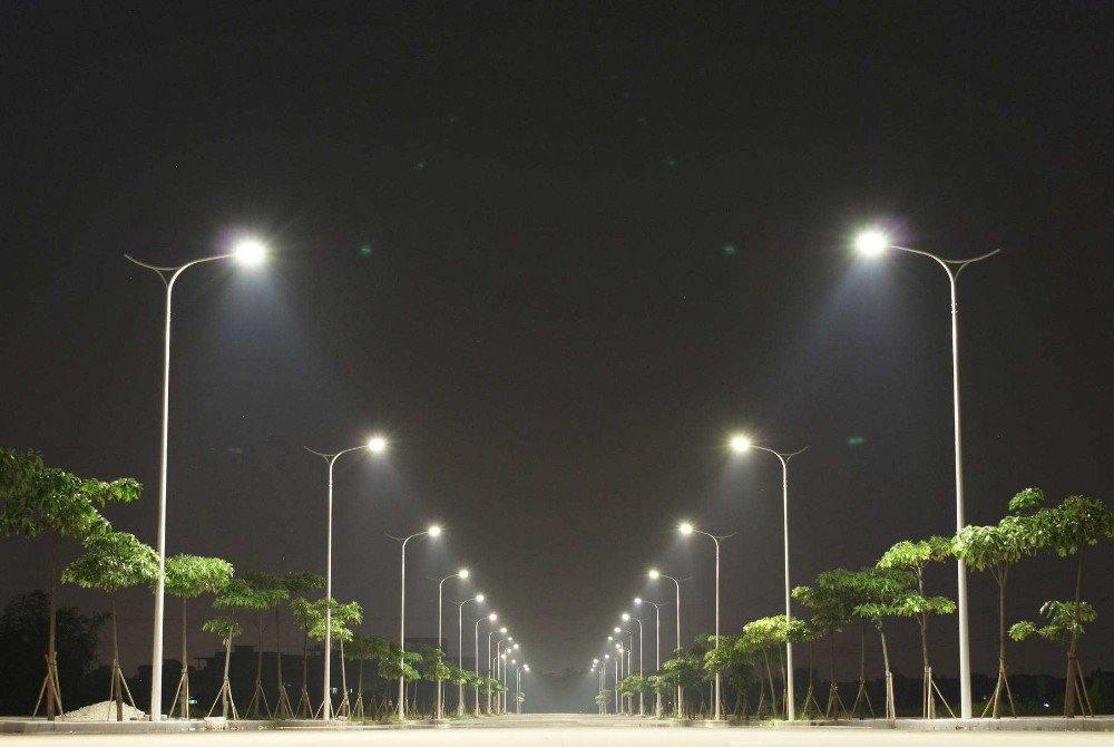 3030 / 3535 High power LED SMD 30 watt led street light