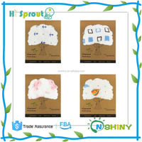 Wholesale Colorful warm and soft Baby Bath Towels
