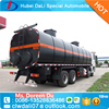 SHOCK PRICE 35-55m3 heating system asphalt bitumen transport tanker semi trailer for sale