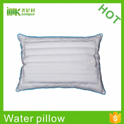 Best selling products in European white home must have duck feather water pillow