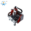 NC-A4040 2200W CNC Metal Engraving Machine mini metal cnc milling machine portable engraving machine