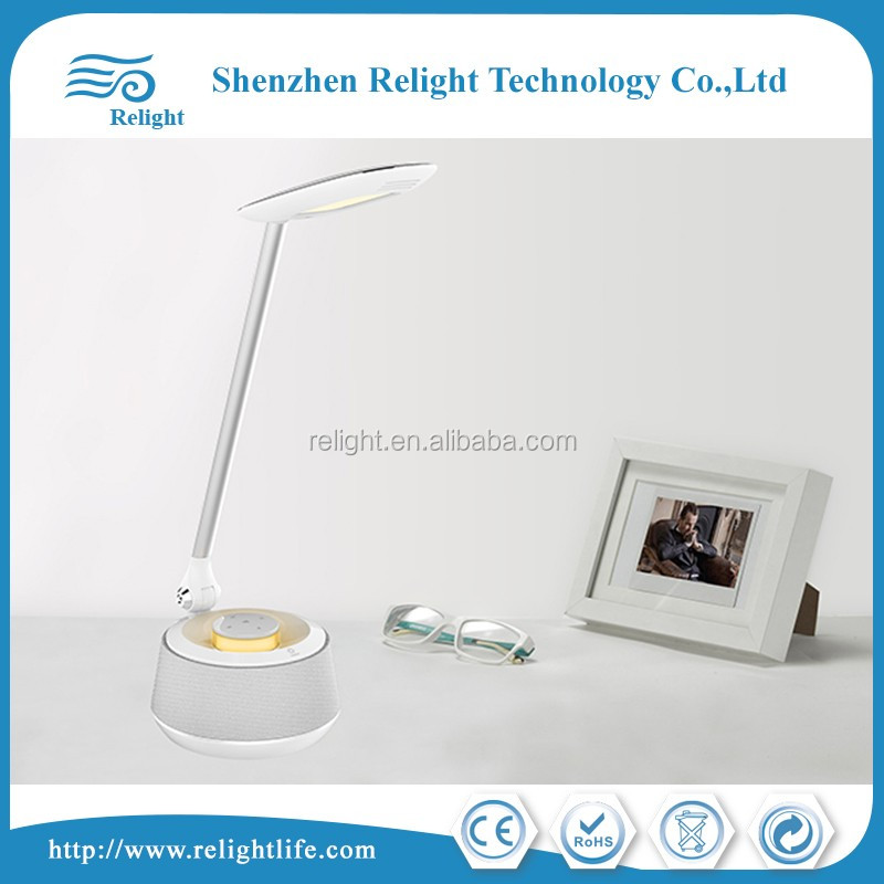 China market adjustable flexible arm led table desk lamp