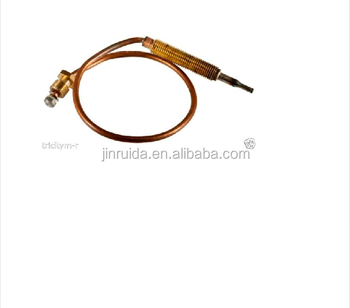 Refrigerator thermocouple for gas water heater