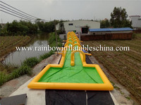 Gaint Funny Inflatable Slide For Sale,Inflatable Water Slide