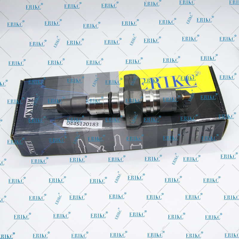 ERIKC 0 445 120 183 common rail injector spare parts 0445 120 183 fuel diesel injection pump 0445120183 for Dong Feng