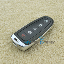 Smart key 4button with panic for FORD Explorer smart remote key