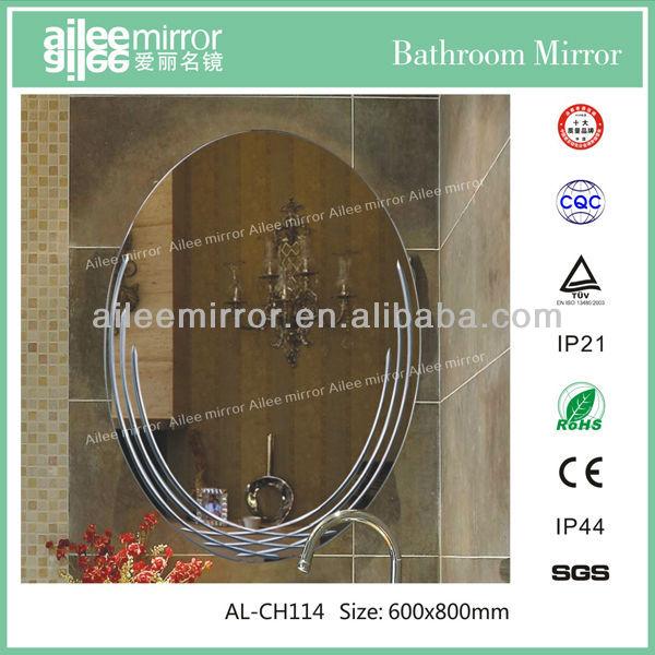 Coller miroir sur bois for Carre de miroir a coller