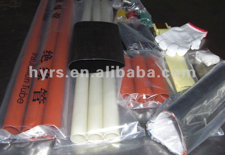 heat shrink tube PILC cable splice kit and cable joint