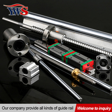 MGN Series linear guide rail CNC Machine used small MGN9 linear guide