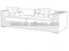 Divany Furniture living room furniture sofa LS-105C decor furniture rawalpindi