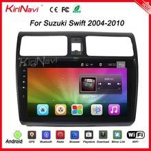 "Kirinavi WC-SS1004 10.2"" andriod 6.0 for suzuki swift radio 2004 - 2010 USB bluetooth"