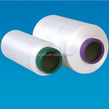 free sample spandex monofilament 75D-600D Dty 150/48 Polyester Yarn For Knitting Socks
