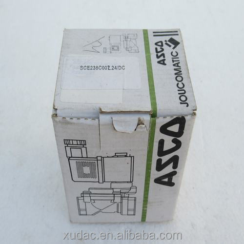 100% New and Original ASCO Solenoid <strong>Valve</strong> SCE238C002.24/DC in stock