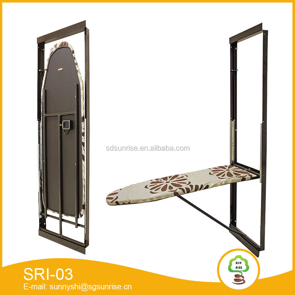 Hot Sale High Quality wall mounted folding ironing board Iron Board Laundry Ironer Table ironing board
