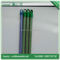 Good quality PVC wooden mop use of soft broom