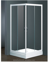 square shower rooms/cubicles