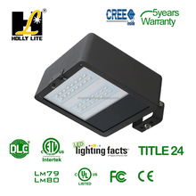DLC/ETL/UL listed 75w LED shoe box lighting,area light,dimming led driver
