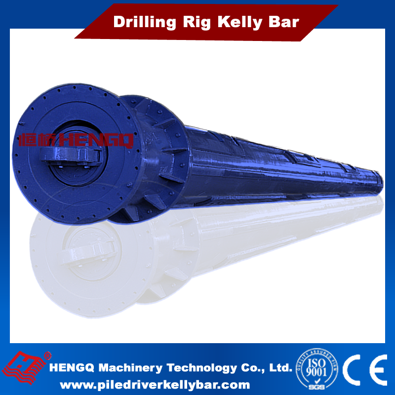 Professional Kelly bar manufacturer customize piling rig mait 180 interlocking kelly kelly with high efficiency & Quality