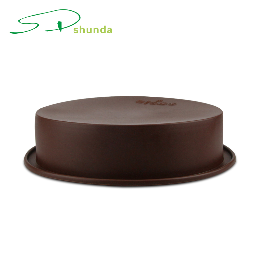 Best Sales Manufacturer Baking Tools Food Grade Silicone cheap Mold big round shaped cake silicone pops moulds