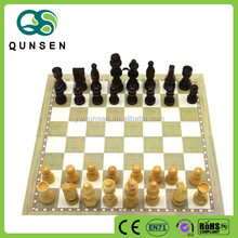 cheap wooden chess board chess pieces