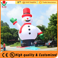 Customized Surper Giant Inflatable Christmas Decorations ,Giant Iflatable Snowman