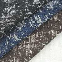 High quality 55% polyester 45% cotton pu coated oxford fabric for shoes