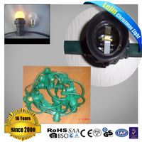 Christmas New Product Rubber Cable E27 Belt Light For Outdoor Use
