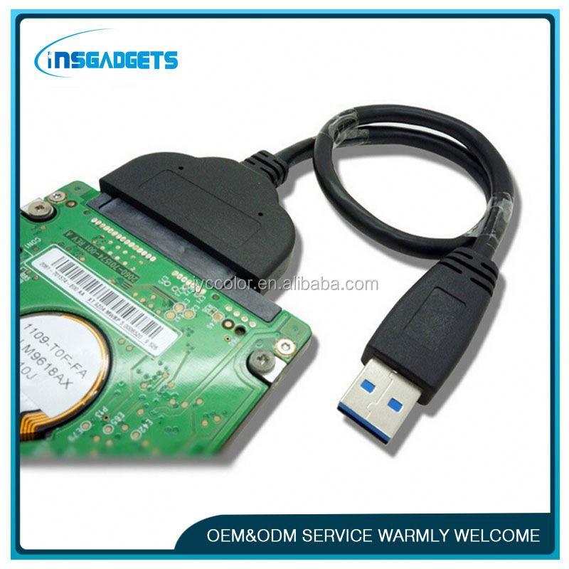sas to sata adapter , H0T112 usb 3.0 to sata 3ft converter adapter cable , hdd cable