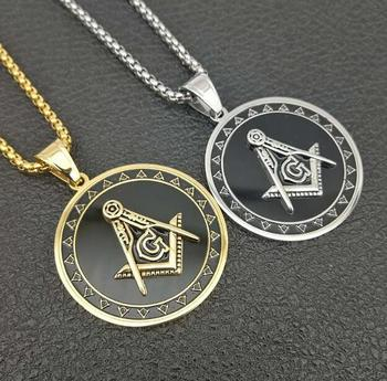 masonic necklace jewelry wholesale hippie coin necklace jewelry