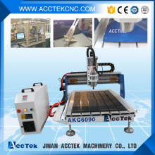 hot sale wood router cnc in korea cnc router machine with mach3 usb