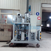 2017 Black Used Motor Oil Recycling Machine for Hot Sale