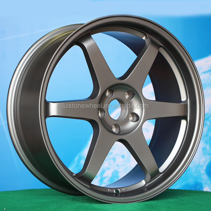 ray s te37 replica 14 15 16 17 18 inch alloy wheel rim for te37