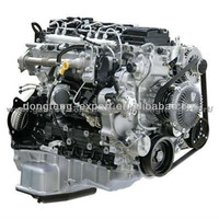 chinese diesel engine 103KW Nissan ZD30 engine