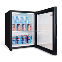 GRT-XC32-1 32L small minibar refrigerator with glass door