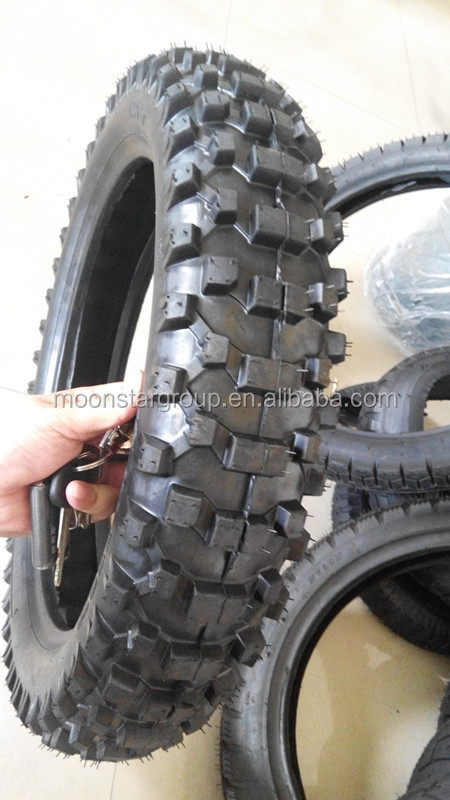 Dual sport motorcycle tires 460-17