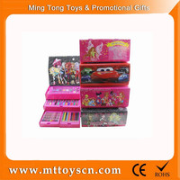 Colored Pencil Stationery Set Funny School