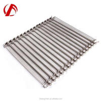 stainless steel wire belt conveyor for mesh conveyor machine