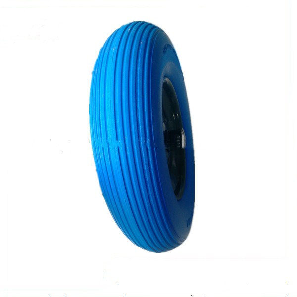 flat free tire 4.00-8 airless tyres