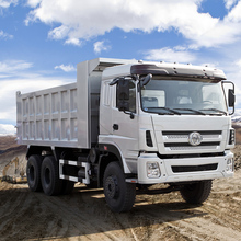 China Used Dump Truck 6x4 35 Ton Camion Volquete For Sale