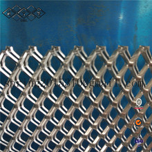 Galvanized expanded metal mesh/ aluminum decorative expanded metal price