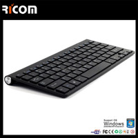 Ultra thin bluetooth keyboard with metal material,bluetooth keyboard for htc,bluetooth keyboard for ipad air