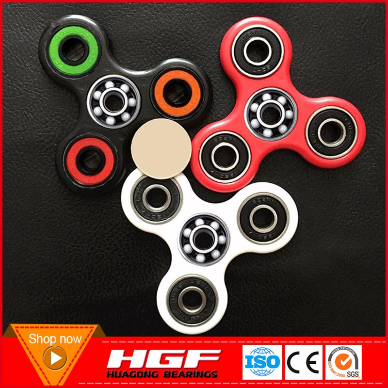 hand spinner fidget finger spinner ceramic 608 bearing