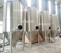 20bbl Stainless Steel Brewery equipment Cooling Jacket Fermenter/ Fermentation Tank for beer