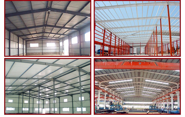 Light Steel Structure Mobile Cheap Temporary Prefabricated Poultry House