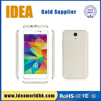 cheapest 6 inch MTK6572 dual core 960x640 IPS 1+8GB 0.3+5.0MP camera android mobile phone made in China