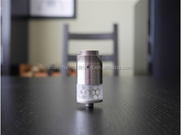 2015 Hot Selling 316ss origen genesis v2 mkII rda tank 1:1 clone/rda vaporizer/rda atomizer with high quality