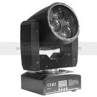 dmx control 4*15W Mini super beam light wholesale and top quality