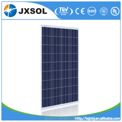 150w poly panel solar high quality in stock