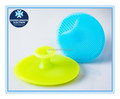 silicone facial brush /face cleaning brush